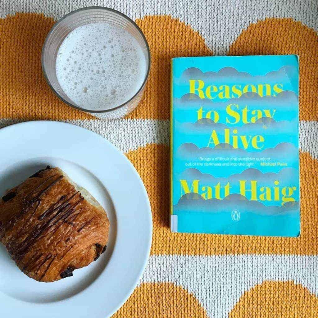 Đặt mua sách Reasons To Stay Alive của Matt Haig tại Tinoreadingroom.com