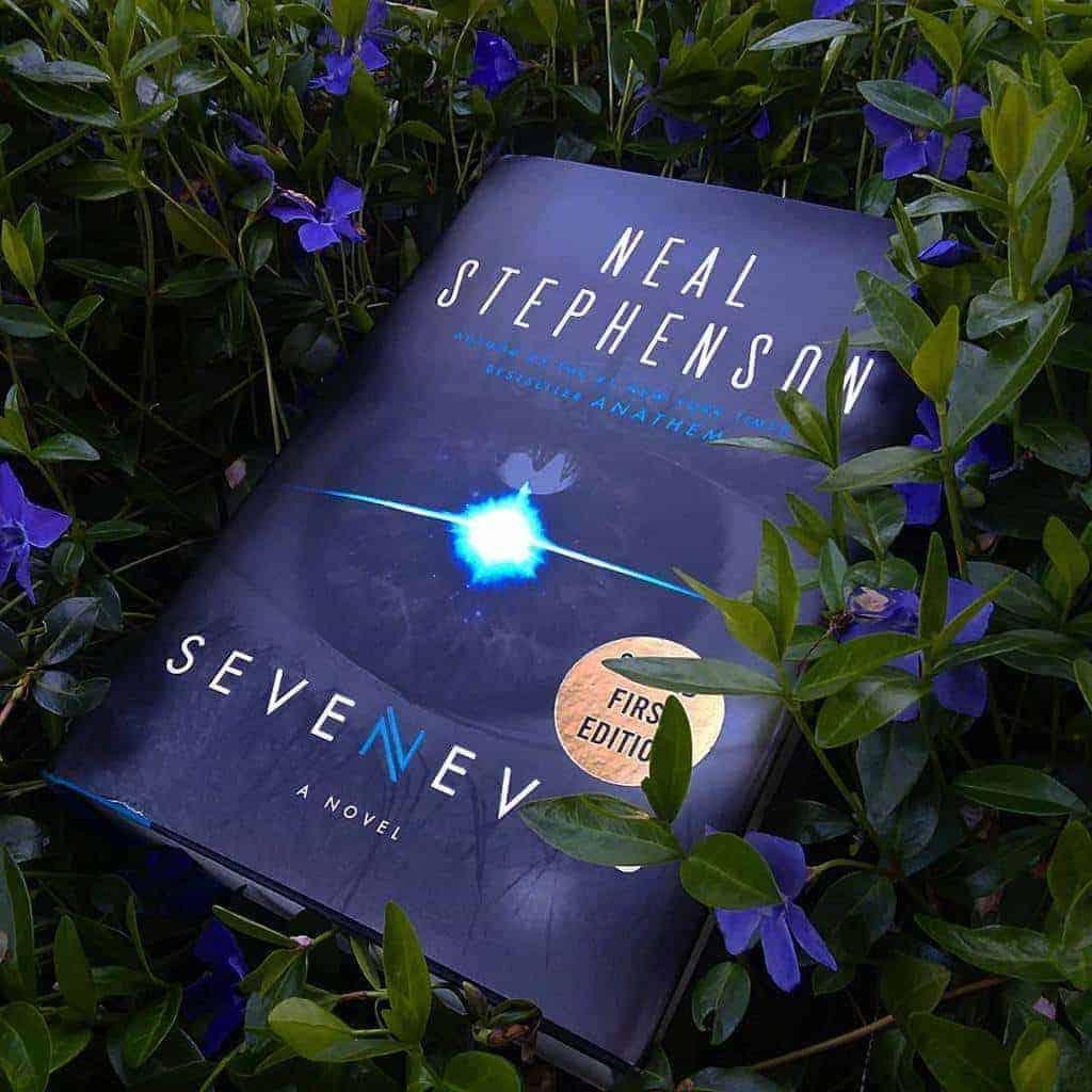 Đặt mua sách tiếng Anh Seveneves của Neal Stephenson tại Tinoreadingroom.com