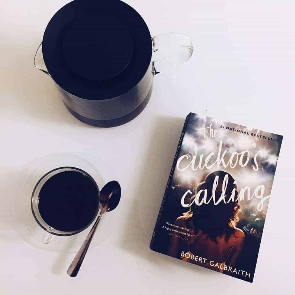 """Đặt sách truyện ngoại văn tiếng Anh """"The Cuckoo's Calling"""" của J.K. Rowling tại Tinoreadingroom.com"""