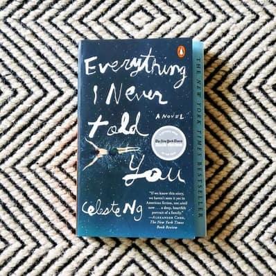 Đặt mua sách ngoại văn tiếng Anh Everything I Never Told You của Celeste Ng tại Tinoreadingroom.com