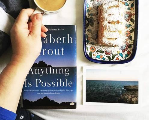 "Đặt mua sách ngoại văn tiếng Anh ""Anything is Possible"" của Elizabeth Strout tại Tinoreadingroom.com"